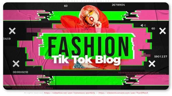 Tik Tok Fashion Blog