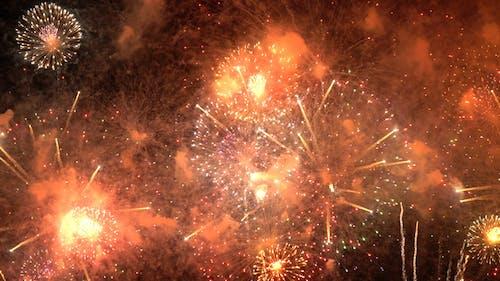 Fireworks Christmas