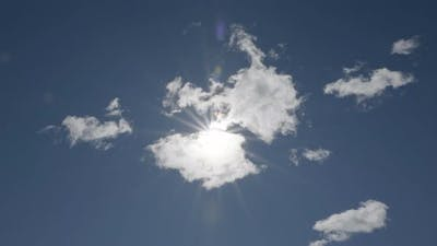 Sun Flare Cloud