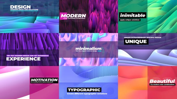 Thumbnail for Diapositivas y fondos creativos
