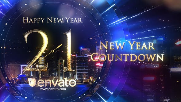 Thumbnail for New Year Countdown