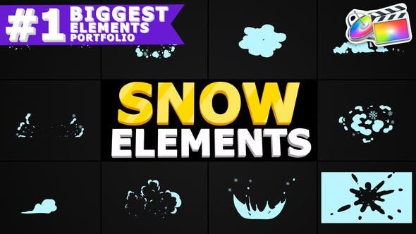 Snow Blasts | FCPX