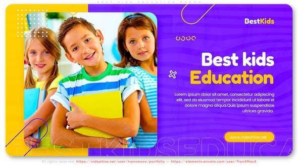 Best Kids Education Promo