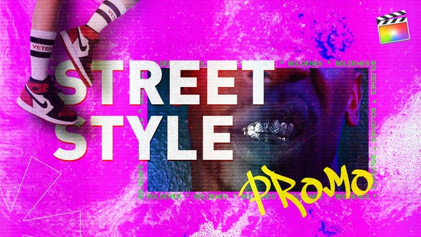 Thumbnail for Street Style Promo | For Final Cut & Apple Motion