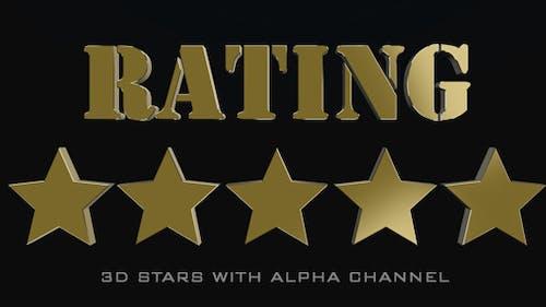 Rating Stars Pack