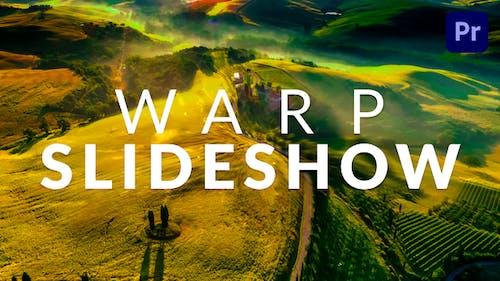 Warp Slideshow