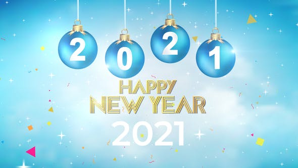 Thumbnail for New Year Greetings 2021