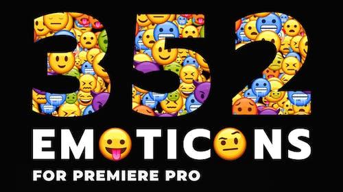 Emoticon - Pack d'émojis animés
