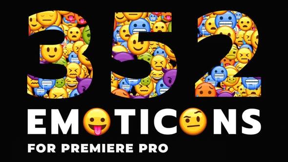 Emoticon - Animated Emojis Pack