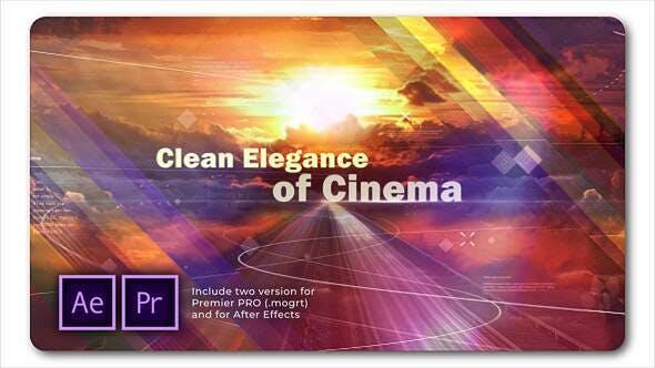 Presentación de diapositivas elegante