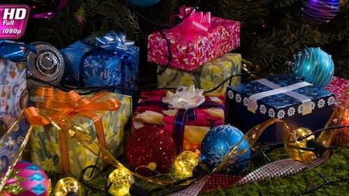Festive Mood On The Eve Of Christmas