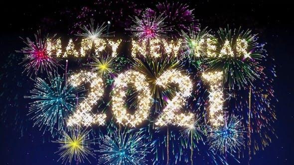 Thumbnail for New Year 2021 Celebration