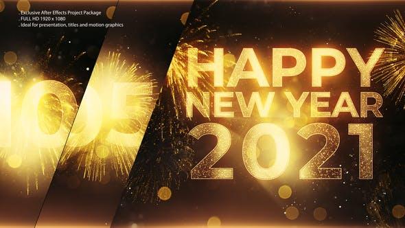 New Year Countdown Opener