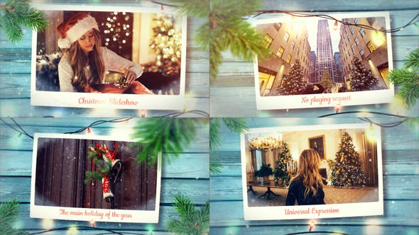 Thumbnail for Weihnachts-Memory-Foto-Diashow