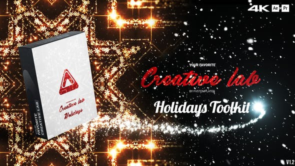 Thumbnail for Creative Lab – Holidays Toolkit v1.5