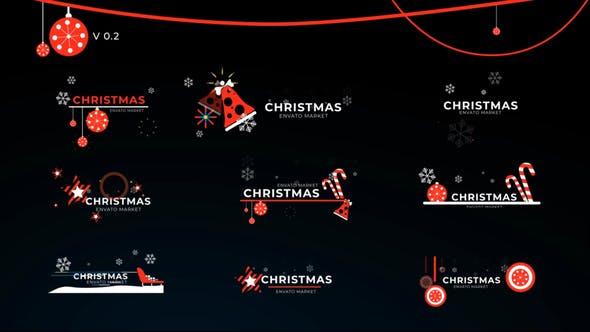 Thumbnail for Christmas Icon Titles V 0.2