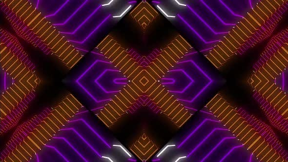 Thumbnail for 5 Purple-Yellow VJ Loop