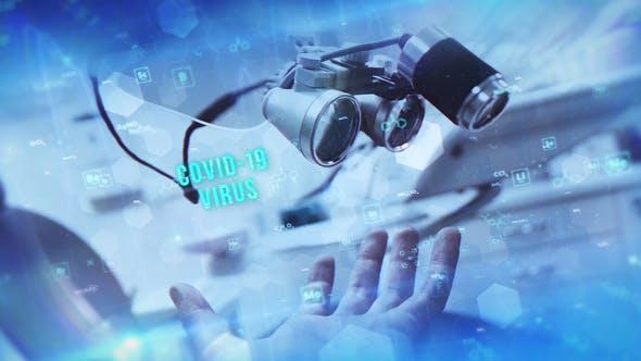 Thumbnail for Medical High-Tech Slideshow