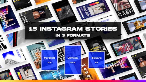 45 Modern Instagram Stories and Posts