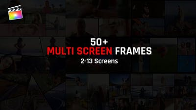 Multi Screen Frames Pack