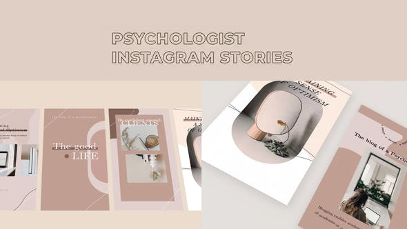 Thumbnail for Psychologue Instagram Histoires