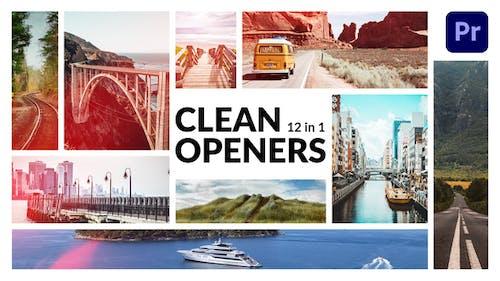 Clean Openers