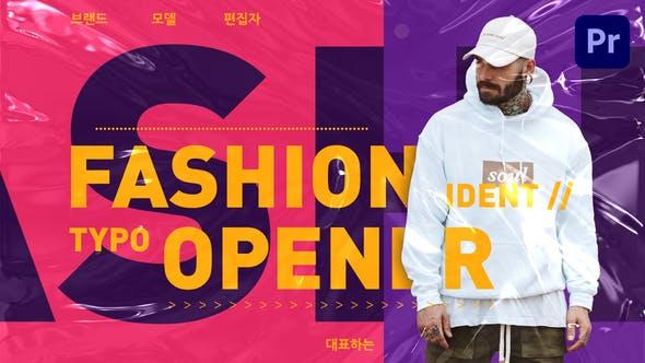 Thumbnail for Fashion Ident // Typo Opener