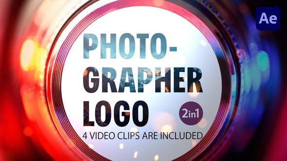 Thumbnail for Logo du photographe