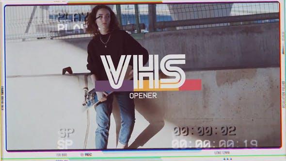 Thumbnail for VHS Opener