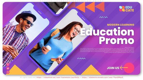 Thumbnail for Modern Learning Education Promo