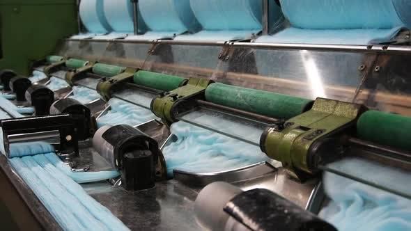 Thumbnail for Garn Textile Maschine