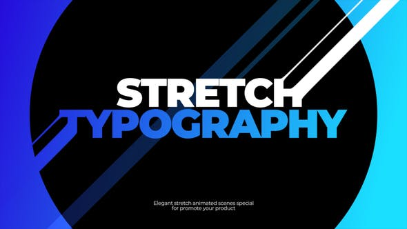 Thumbnail for Stretch Typography