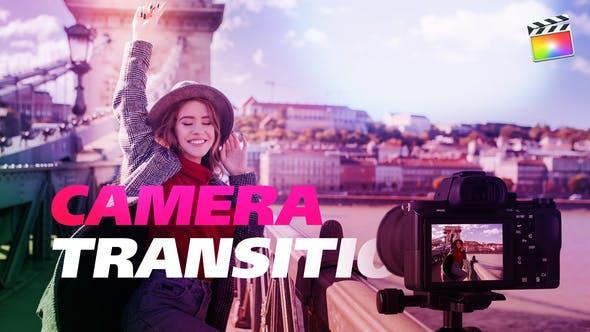 Thumbnail for Transition de caméra reflex numérique | Pour Final Cut et Apple Motion