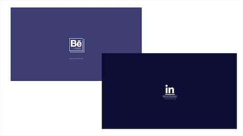 Company Logo Reveal 2 In 1