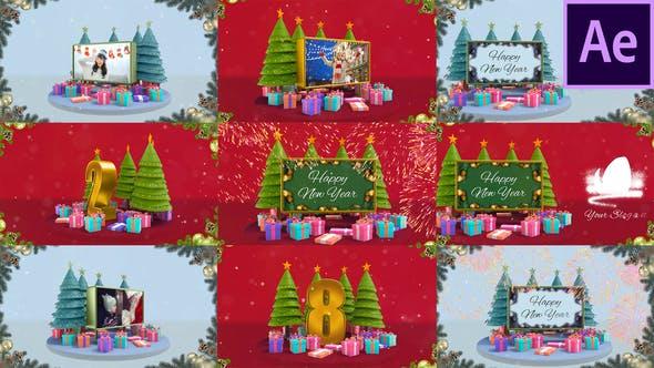 Christmas Countdown Opener