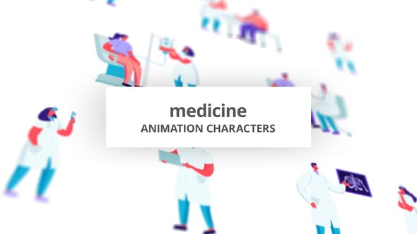 Medicine - Character Set