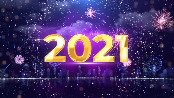 Thumbnail for New Year Countdown 2021