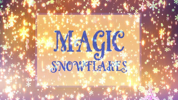 Thumbnail for Magic Snowflakes