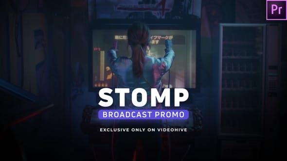 Thumbnail for Stomp - Broadcast Promo