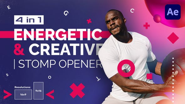 Thumbnail for Energetic And Creative | Stomp Opener