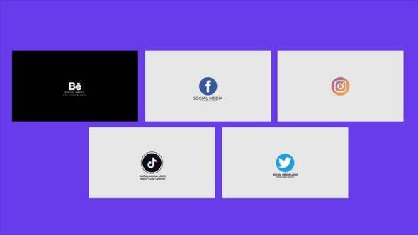 Abridor de Logo de redes sociales