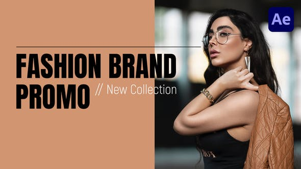 Thumbnail for Fashion Brand // New Collection Promo