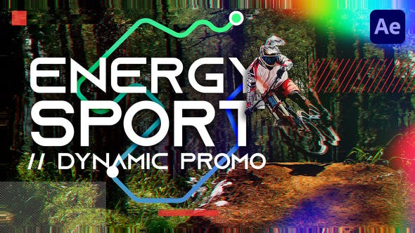 Thumbnail for Energy Sport // Dynamic Promo