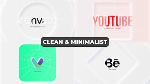 Clean & Minimalist