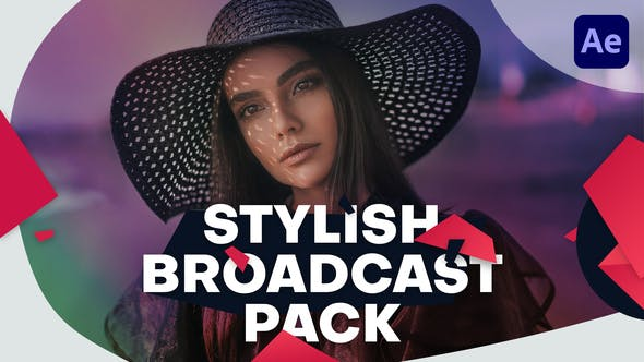 Stylish Broadcast Pack