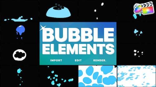 Bubble Elements   FCPX