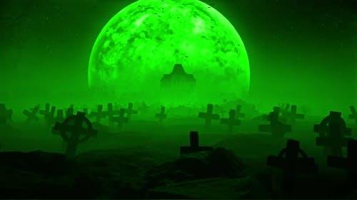 Halloween In Gravestone 07 HD