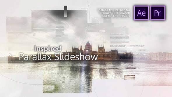 Thumbnail for Presentación de diapositivas Parallax inspirada