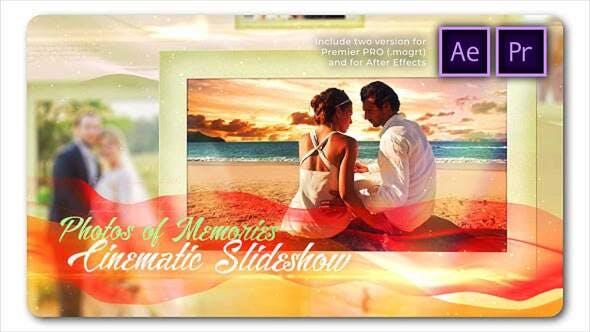 Thumbnail for Hermosas Diapositivas de momentos románticos