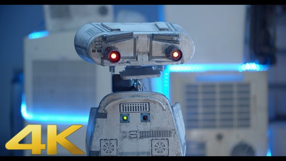 Robot Speaking